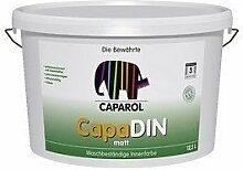 Caparol Capadin 12,5 Liter weiss Farben Wandfarbe