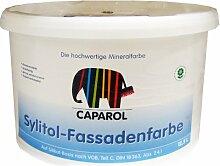 Caparol Sylitol Silikat-Fassadenfarbe 12,500 L