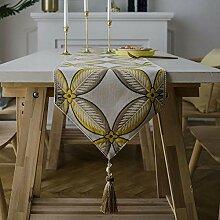 CAPOOK Tischflaggen mod minimalistischer Jacquard