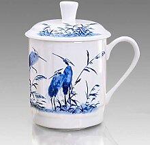Cappuccino Tassen 500Ml Chinesisches Bone China