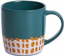 Cappuccino Tassen Becher Porzellan Tasse Wasser