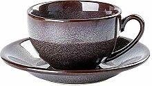 Cappuccino Tassen Kaffeetasse Kleine Porzellan