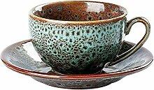 Cappuccino Tassen Porzellan Kaffeetasse Und