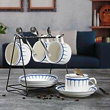 Cappuccinotassen Kaffeetassen Keramik Kaffeetasse
