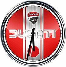 Capricci Italiani Wanduhr Mit Ducati 2
