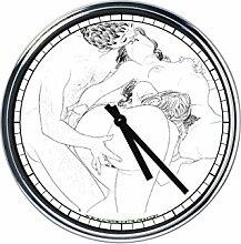 Capricci Italiani Wanduhr Mit erotisch 10