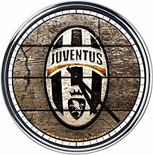 Capricci Italiani Wanduhr Mit Juventus 3
