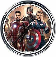 Capricci Italiani Wanduhr Mit The Avengers 2
