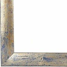 CAPRY Bilderrahmen 80x120 oder 120x80 cm in BLAU