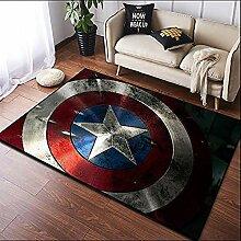Captain America Teppiche Wohnzimmer Modern