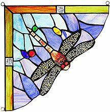 Capulina Handgefertigte Glasmalerei,