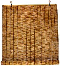 Carbonized Reed Vorhang Visier Vorhang Retro Reed