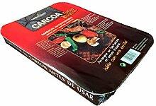 carcoa Turbo 02071–Einweggrill, Farbe ro