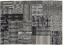 CARDY APOLLIN Vintage Patchwork Designer Teppich