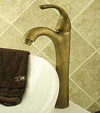 Caribou Waschtischarmatur Wasserhahn Spültisch Küche Waschtisch Waschenbecken Bad Antiquitä