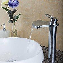 Caribou@Waschtischarmatur Wasserhahn Spültisch Küche Waschtisch Waschenbecken Bad Wasserfall Waschbecken Wasserhahn Bad Waschbecken Mischbatterien