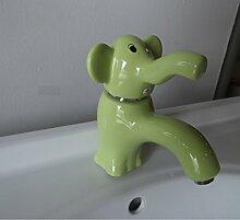 Caribou@Waschtischarmatur Wasserhahn Spültisch Küche Waschtisch Waschenbecken Bad Grüne ceramicbathroom Waschbecken Wasserhahn