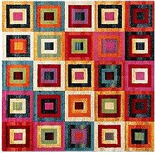 Carillo Teppich Quadrat Gioia 200x200 cm M032