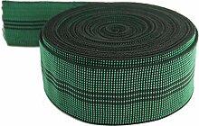 Carkio 5,1 cm breiter elastischer Gurtband