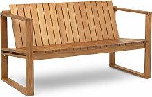 Carl Hansen - BK12 Lounge Sofa, Teak geölt
