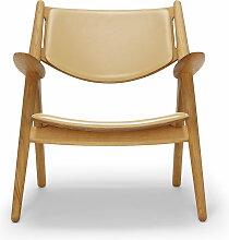 Carl Hansen - CH28P Lounge Stuhl, Eiche geölt /