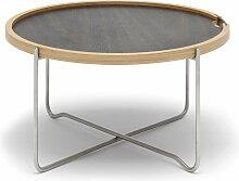 Carl Hansen - CH417 Tray Table, Eiche geräuchert