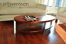 Carl Svensson Design Couchtisch O-111 oval Tisch