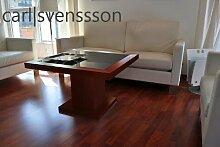 Carl Svensson Design Couchtisch S-360 Glas 7