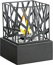 Carlo Milano Dekofeuer Garten: Tisch-Dekofeuer