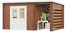 Carlsson Garten Blockhaus MARIA-28 Compact - Holz