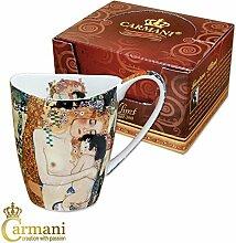 CARMANI - Porzellan-Becher mit