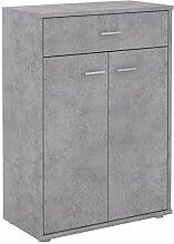 CARO-Möbel Kommode Sideboard Schrank Tommy