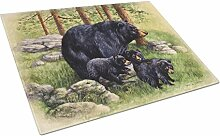 "Carolines Treasures BDBA0114LCB""Black Bears by"