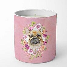 Carolines Treasures Soja-Kerze im Glas,