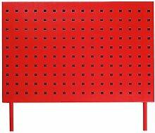 CAROLUS 2057.9002 Rückwand für Werkstattwagen Wingman 2054/2057, 1 Stück