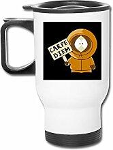 Carpe Diem Kenny South Park Edelstahl-Becher,