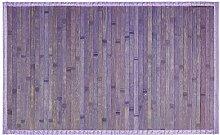 Carpemodo Badvorleger Badteppich Bambusteppich, Parma, 50 x 80 cm