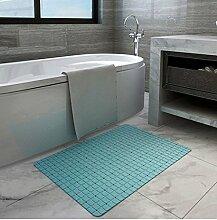 carpet Badematten Antirutschmatten Bad Dusche Badematte Foyer PVC Matte Bad zu Schritt (Größe: 40 * 70cm) Bettmatten ( Farbe : # 4 )