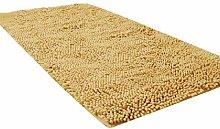 carpet Chenille Schlafzimmerfenster und Wohn Matte weiche rutschfeste Matte Haushaltsteppichmatten Teppichmatten Haushalts weichen Teppich-Fußmatten Tuch weichen Tuch Teppich-Fußmatten Bettmatten