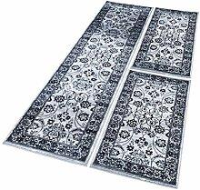carpet city Bettumrandung Teppich Klassisch