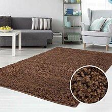 carpet city Hochflor Shaggy Teppich Langflor