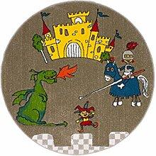 carpet city Kinder Teppich Spielteppich Junior mit