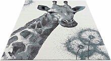 Carpet City Kinderteppich Savanna 9370,