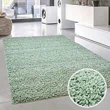 carpet city Shaggy Teppich-Läufer Hochflor