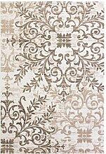 carpet city Teppich Acryl Hochwertig Flachflor