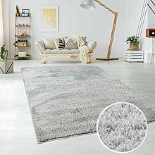 carpet city Teppich aus Micro-Polyester Hochflor