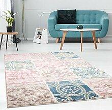 carpet city Teppich Flachflor mit