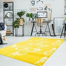 carpet city Teppich Flachflor Moda, Modernes