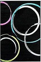 carpet city Teppich Flachlor Modern Moda mit