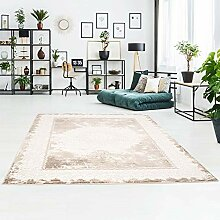 carpet city Teppich Klassisch Polyester Flachflor